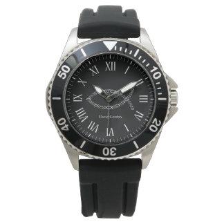 Ichthus | christliches Fisch-Symbol Armbanduhr