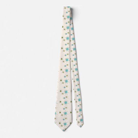 Iconic AtomSternexplosion-Hals-Krawatte Bedruckte Krawatten