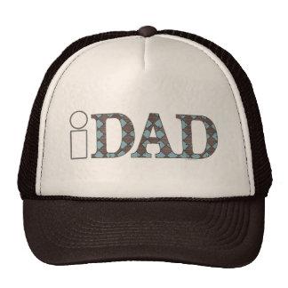 iDad der Vatertags-Geschenk-Ideen Kappen