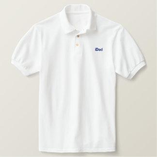 iDad gesticktes Polo-Shirt Poloshirt