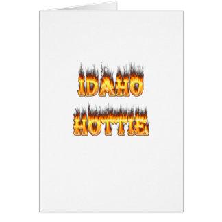 Idaho Hottie Karte