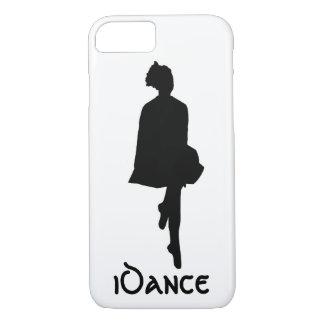 iDance irische Tänzer-Silhouette iPhone 7 Hülle