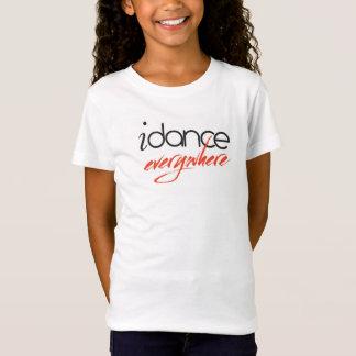 iDance überall T-Shirt