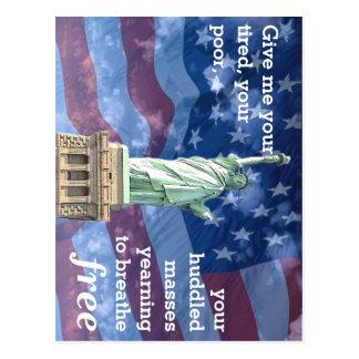 #IdesofTrump Postkarte