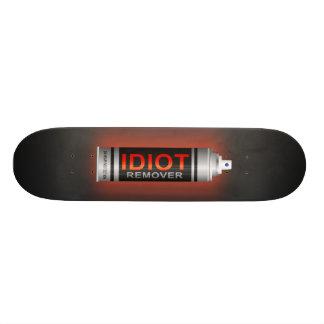 Idiotentferner 20,6 Cm Skateboard Deck