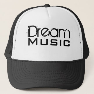 iDream Musik-Aufkleber Truckerkappe