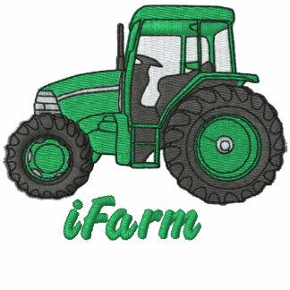 iFarm Traktor gesticktes Shirt