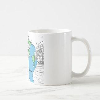 IFS: Eureka, CA-Jahrestags-Ausgaben-Kaffee-Tasse Kaffeetasse
