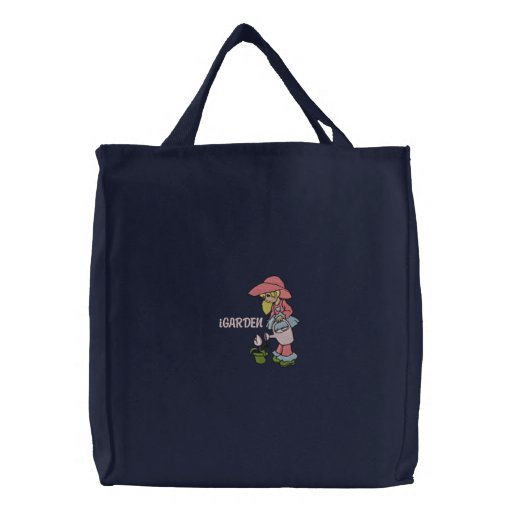 iGARDEN Mädchen Bestickte Tasche