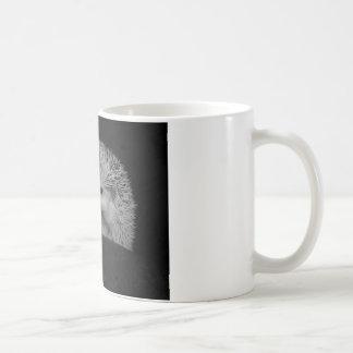 Igel - Fleck Kaffeetasse
