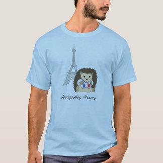 Igel in Frankreich T-Shirt