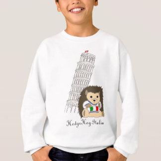 Igel in Italien Sweatshirt