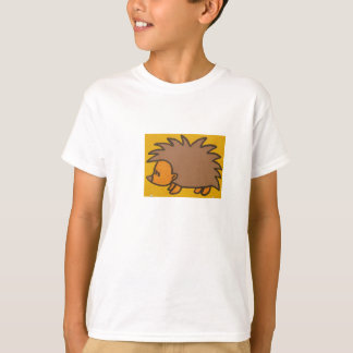 Igel scherzt T - Shirt