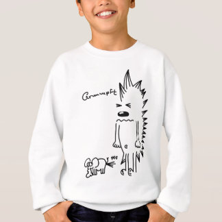 Igel u. Elefant Sweatshirt