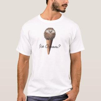Igels-Eiscreme T-Shirt
