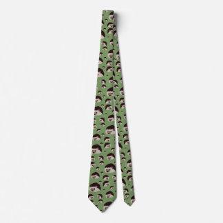 Igels-Krawatte Personalisierte Krawatten