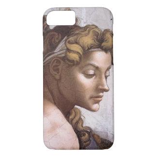 Ignudi weibliche Fresko Sistine Kapelle durch iPhone 8/7 Hülle