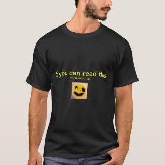 Ihr angesteckt T-Shirt