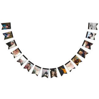 Ihr Foto-Fahnen-Abschluss-oder Jahrestags-Party Wimpelketten