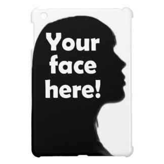 Ihr-Gesicht-hierkopie iPad Mini Hülle