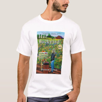 Ihr Hinterhof durch Doreen Lewis T-Shirt