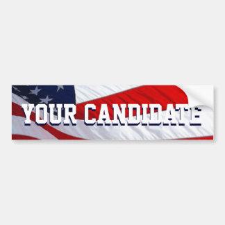 Ihr Kandidat Auto Sticker