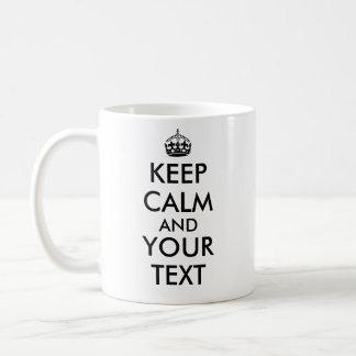 Ihr kundengerechter Text behalten Ruhe und Teetassen