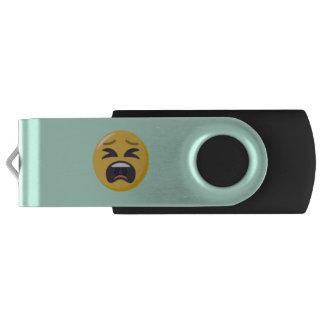 """""""Ihr Name"""" und Emoji USB Stick"""