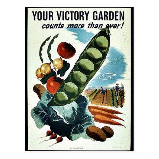 Ihr Sieg-Garten Postkarte