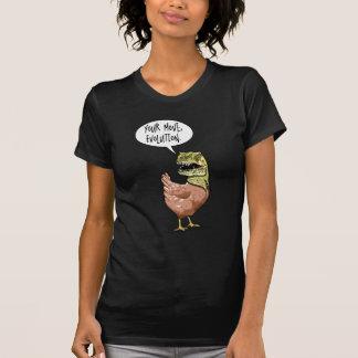 Ihre Bewegung, Entwicklung T-Shirt