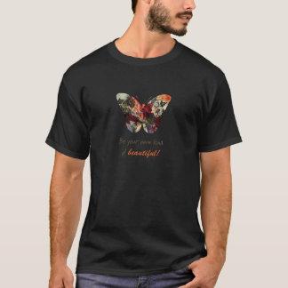 Ihre eigene Art von schönem T-Shirt