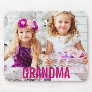 Ihre KinderFoto-Großmutter Mousepad