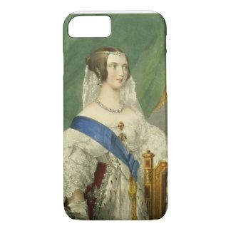 Ihre liebenswürdigste Majestät, Königin Victoria iPhone 8/7 Hülle