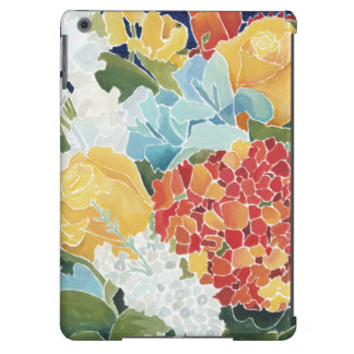 II floral de minuit Coque iPad Air