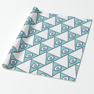Illuminati Geschenkpapier