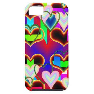 Illusion der Herzen durch Kenneth Yoncich iPhone 5 Schutzhülle