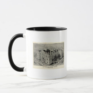 Illustration Hartfords Connecticut Tasse