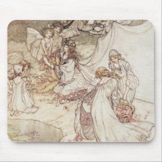 Illustration pour un conte de fées tapis de souris
