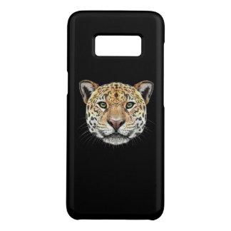 Illustriertes Porträt des Jaguars Case-Mate Samsung Galaxy S8 Hülle