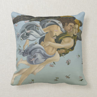 Illustriertes Venus-Kissen Kissen