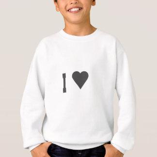 ILove dieses Sweatshirt