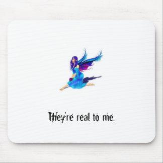 Ils sont vrais à moi : fées tapis de souris