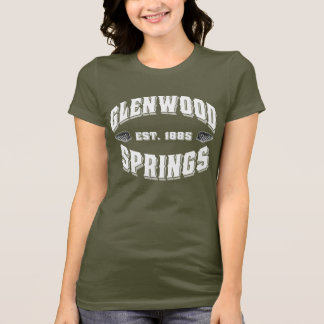 Im altem Stil Dunkelheiten Glenwood Springs T-Shirt