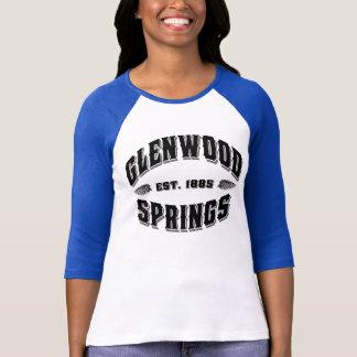 Im altem Stil Lichter Glenwood Springs T-Shirt
