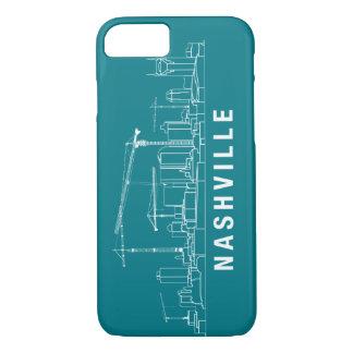 Im Bau Telefon-Kasten Nashvilles iPhone 8/7 Hülle