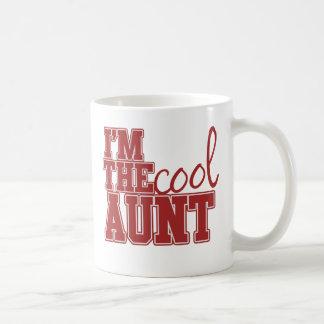 Im die coole Tante Kaffeetasse