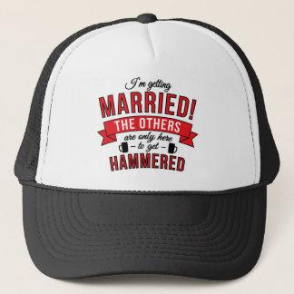 Im die verheirateten anderen erhalten sind nur truckerkappe