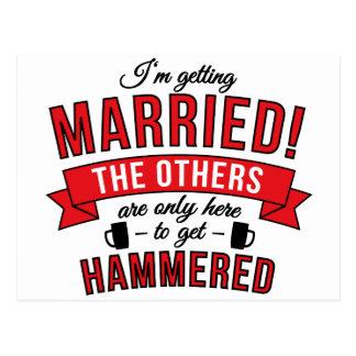 Im erhalten verheiratet - die anderen sind nur postkarte