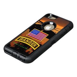 Im Flugzeug Förster-Veteranen-Tierärzte LRRP OtterBox iPhone 6/6s Plus Hülle