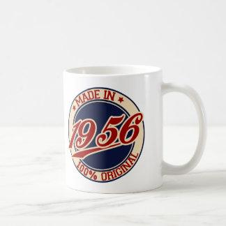Im Jahre 1956 gemacht Kaffeetasse
